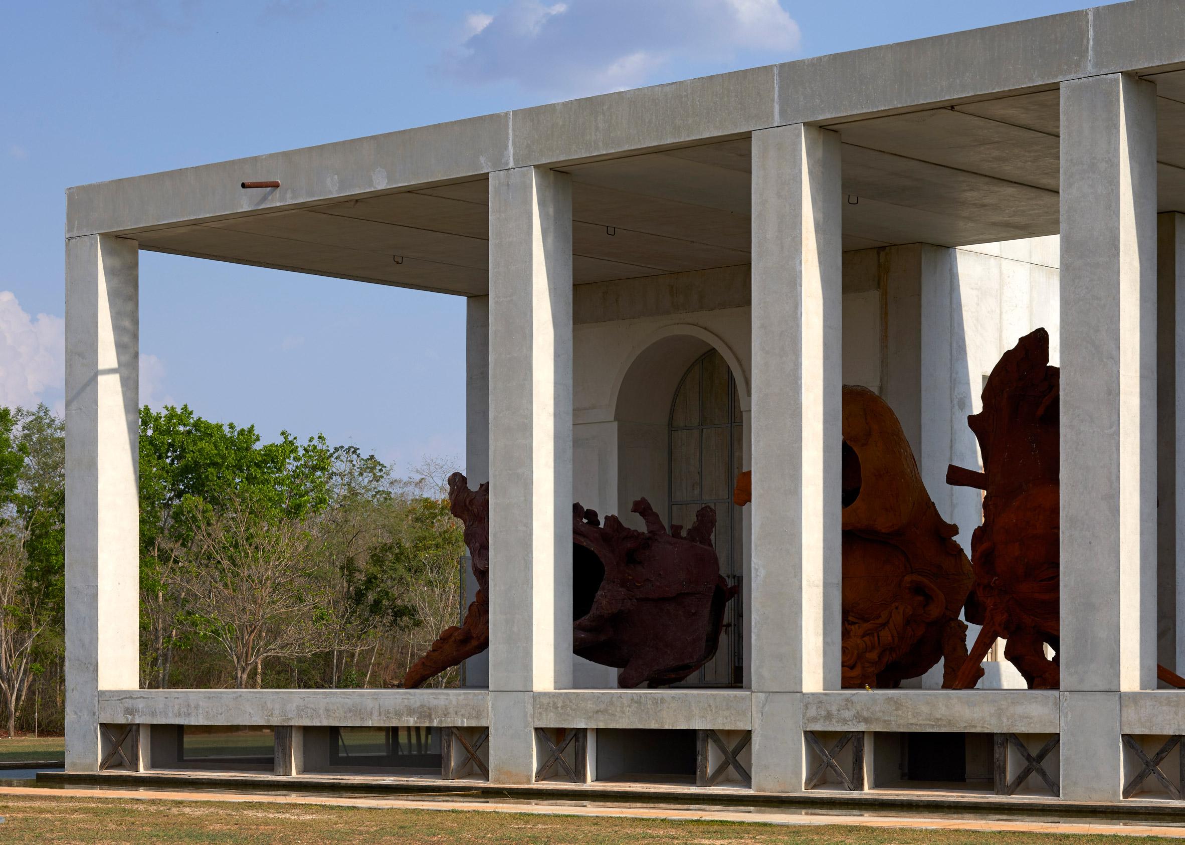 Plantel Matilde by Javier Marín and Arcadio Marín