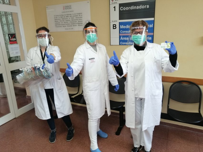 Precious Plastic coronavirus response