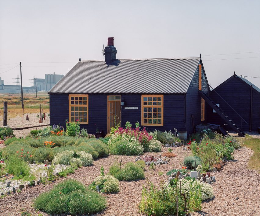 Derek Jarman's Prospect Cottage saved for the public