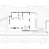 Rabbit House by Roth Sheppard Ground Floor Plan