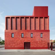 Fire Station Wilrijk by Happel Cornelisse Verhoeven