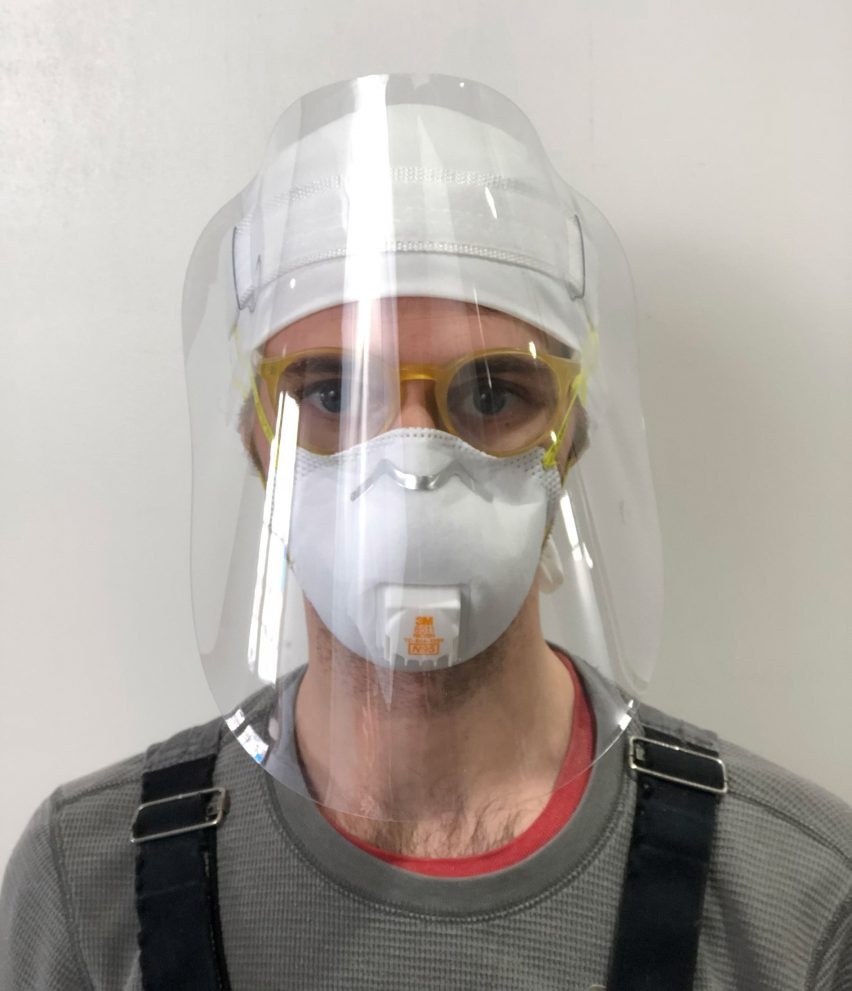 RISD Alumni Face Shields