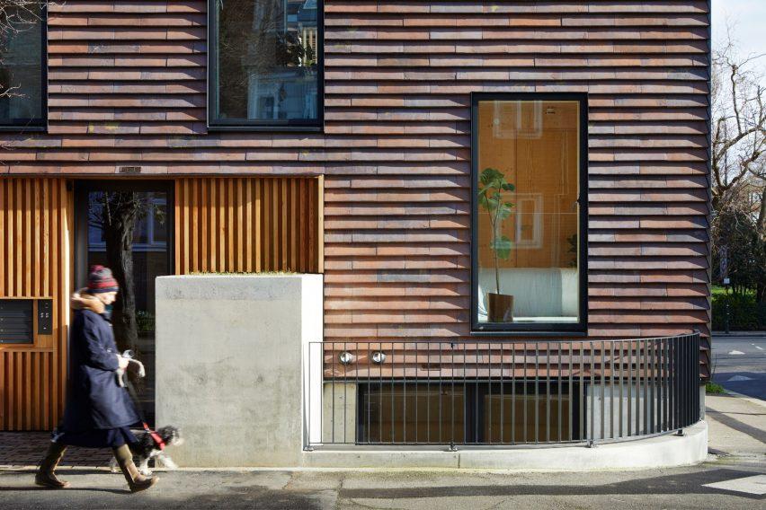 The Rye Apartments by Tikari Works