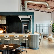 Sustainable food and furniture features in zero-waste London restaurant Silo