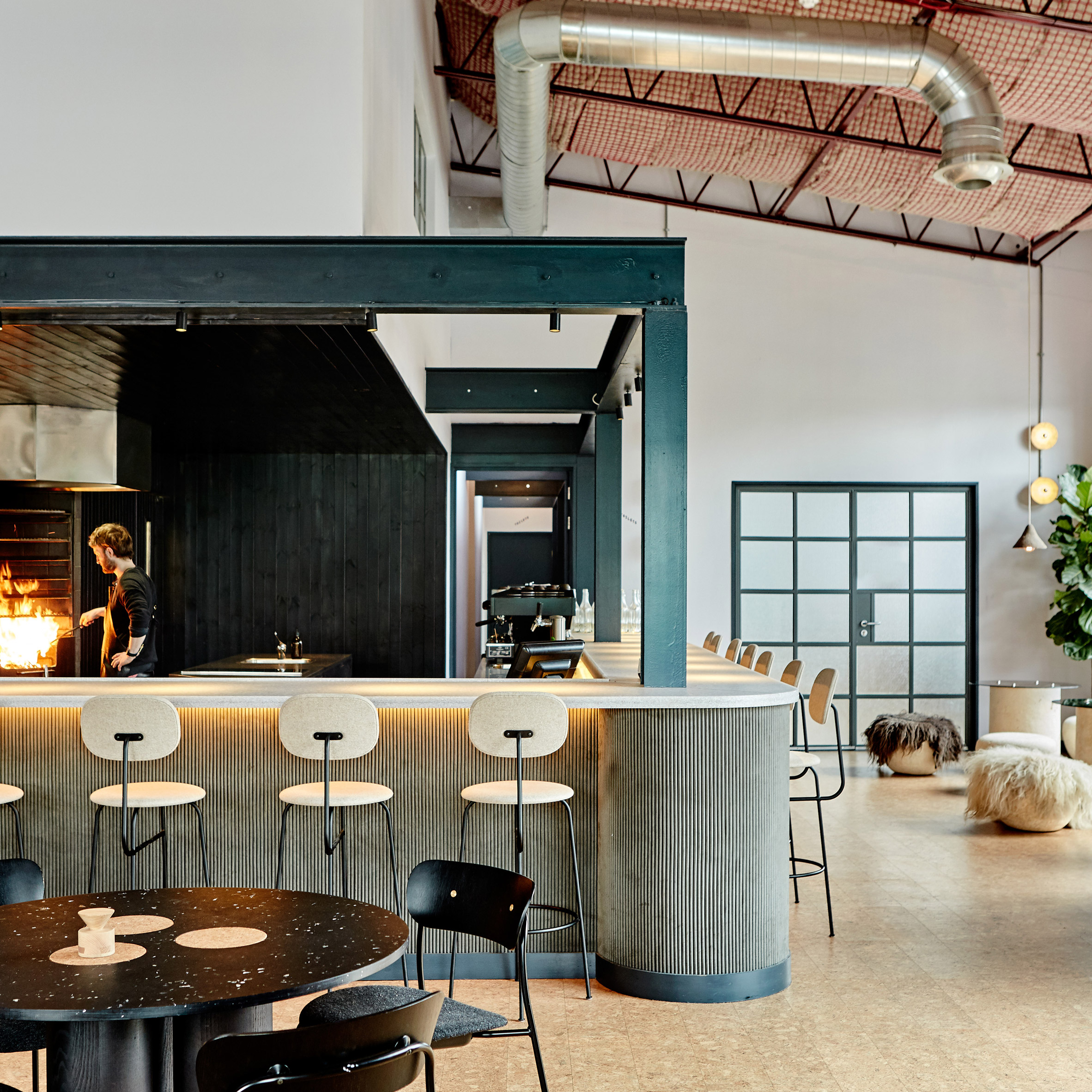 Silo Zero-waste Restaurant Features Sustainable Food And Furniture