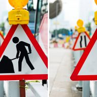 NYC Social Distancing Signs
