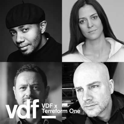 Four authors discuss environmental design live on VDF today