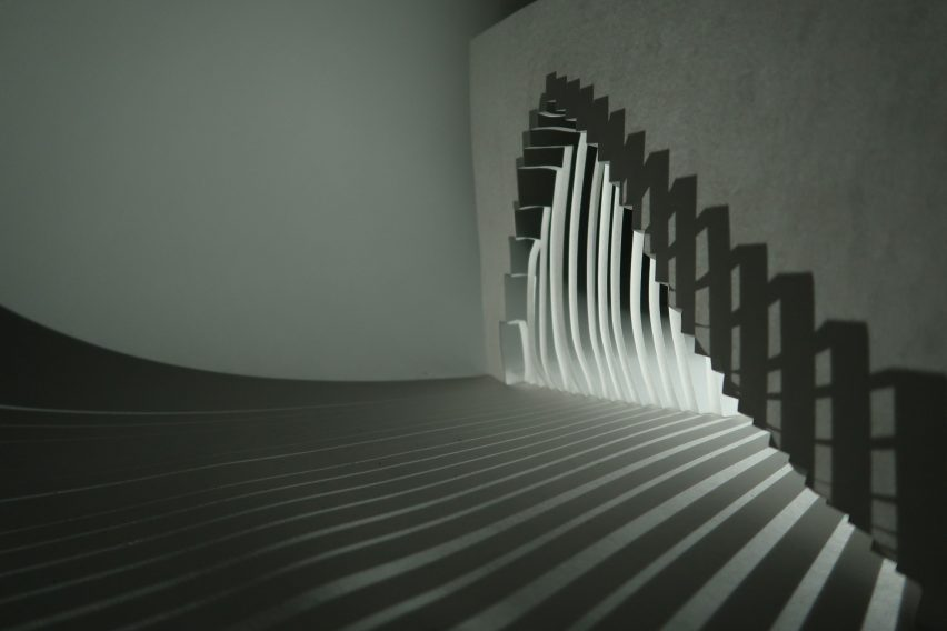 Light Architecture by Thuraya Waleed Al-Obaydi