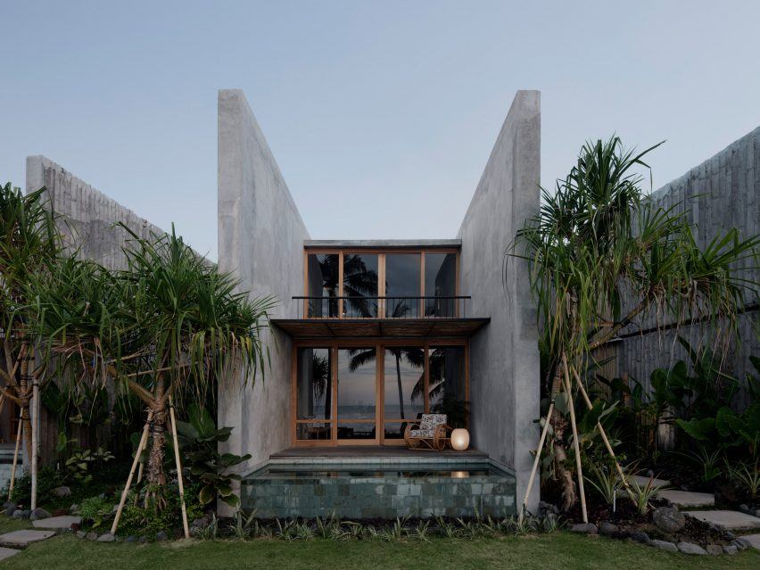 The Tiing Bali hotel by Nic Brunsdon