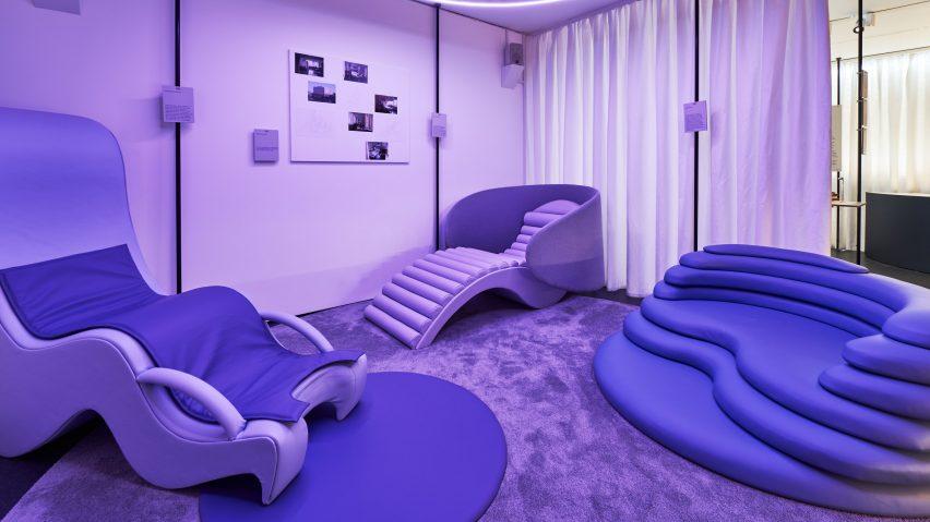 "Stiliyana Minkovska's Ultima Thule project reimagines hospital maternity wards as ""interstellar"" spaces"