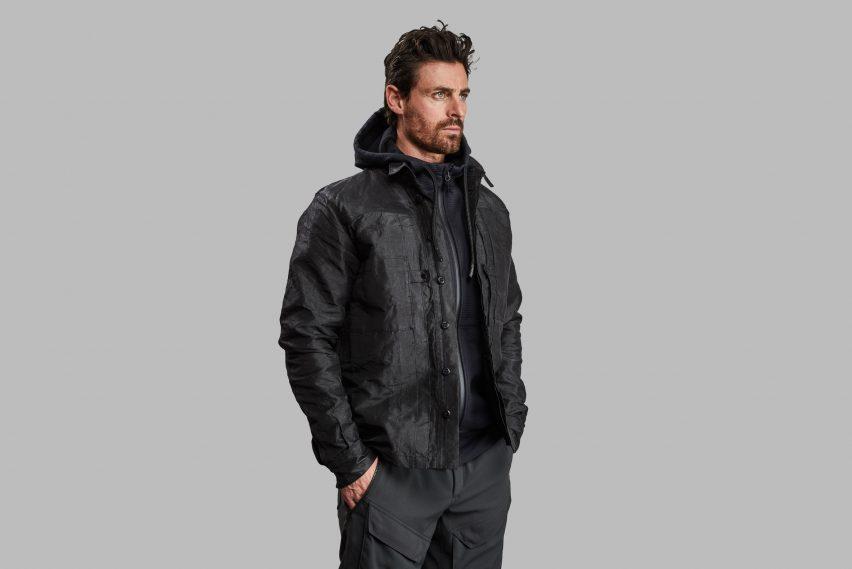 Vollebak creates Indestructible Jacket