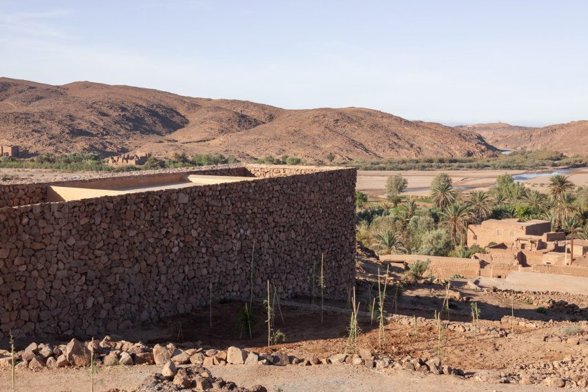 Women's House Ouled Merzoug nby Building Beyond Borders