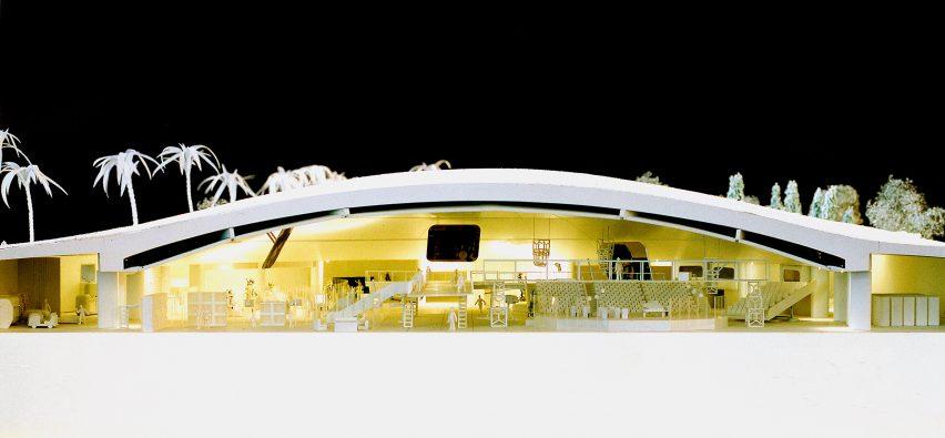Monte Carlo entertainment centre by Archigram