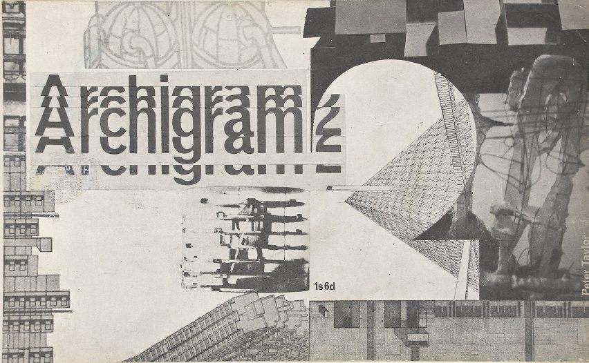 Issue 2 of Archigram magazine