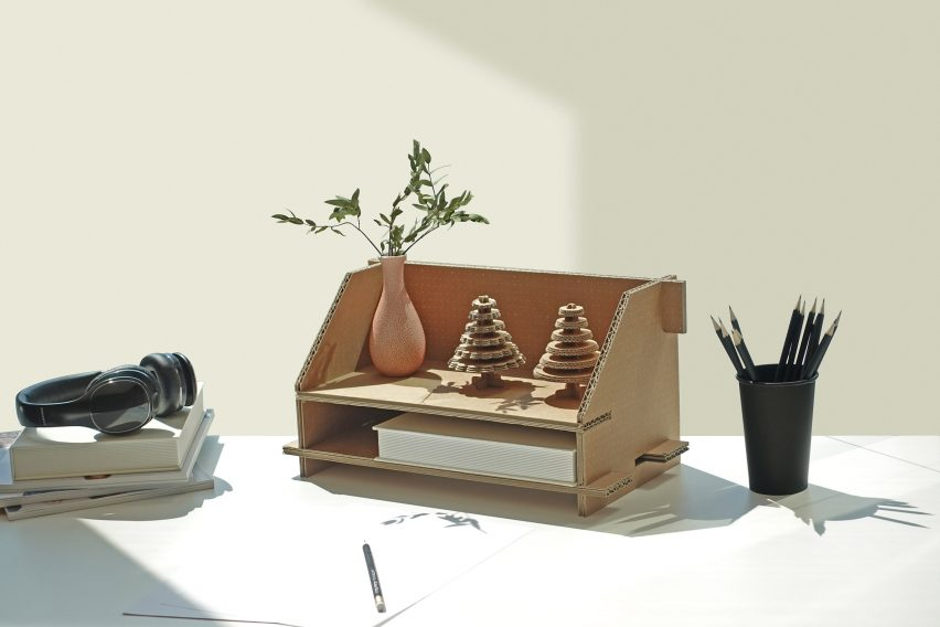 Dezeen x Samsung Out of the Box Competition