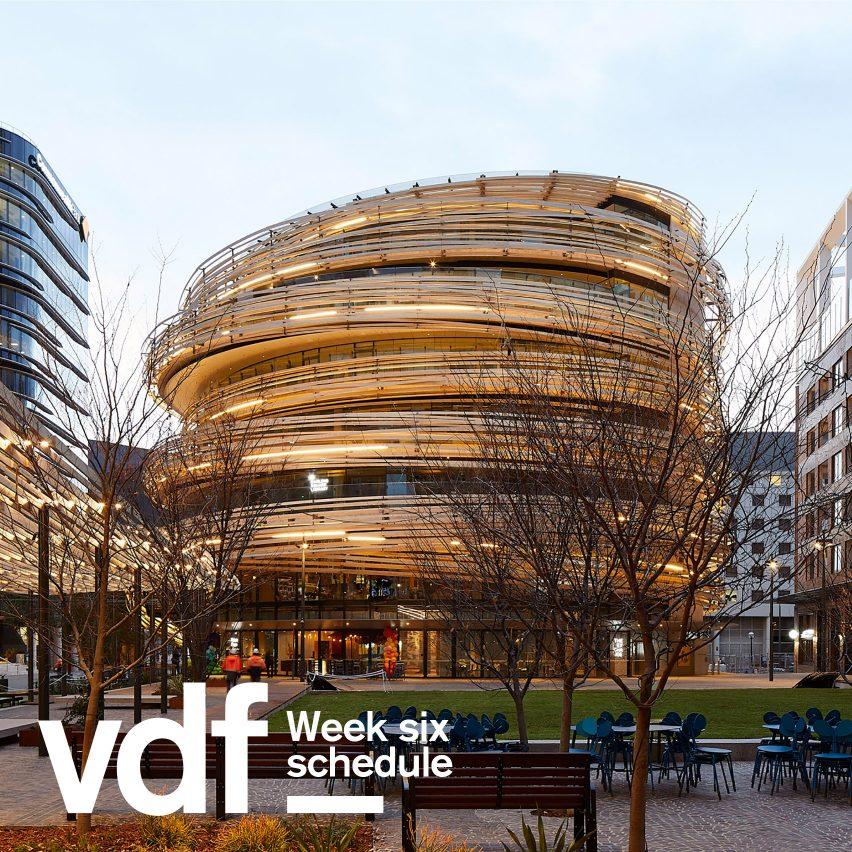 VDF week six schedule