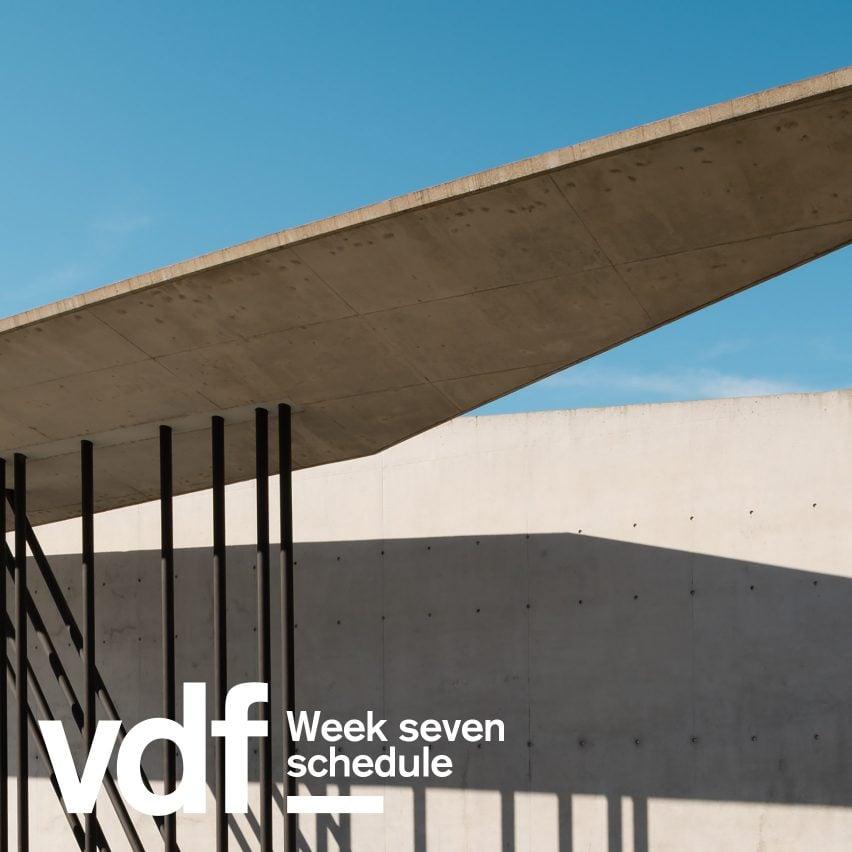 VDF week seven schedule