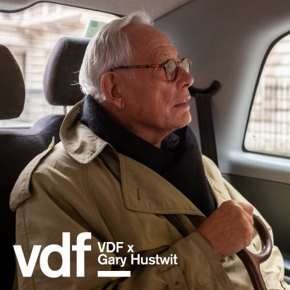 Dieter Rams photographed by Gary Hustwit