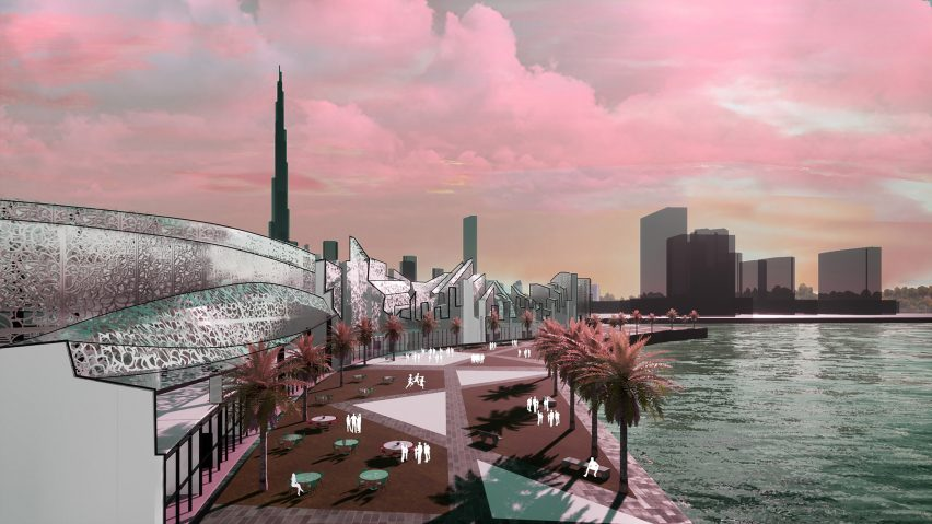 Projects from AUD architecture grads tackle social issues in the UAE