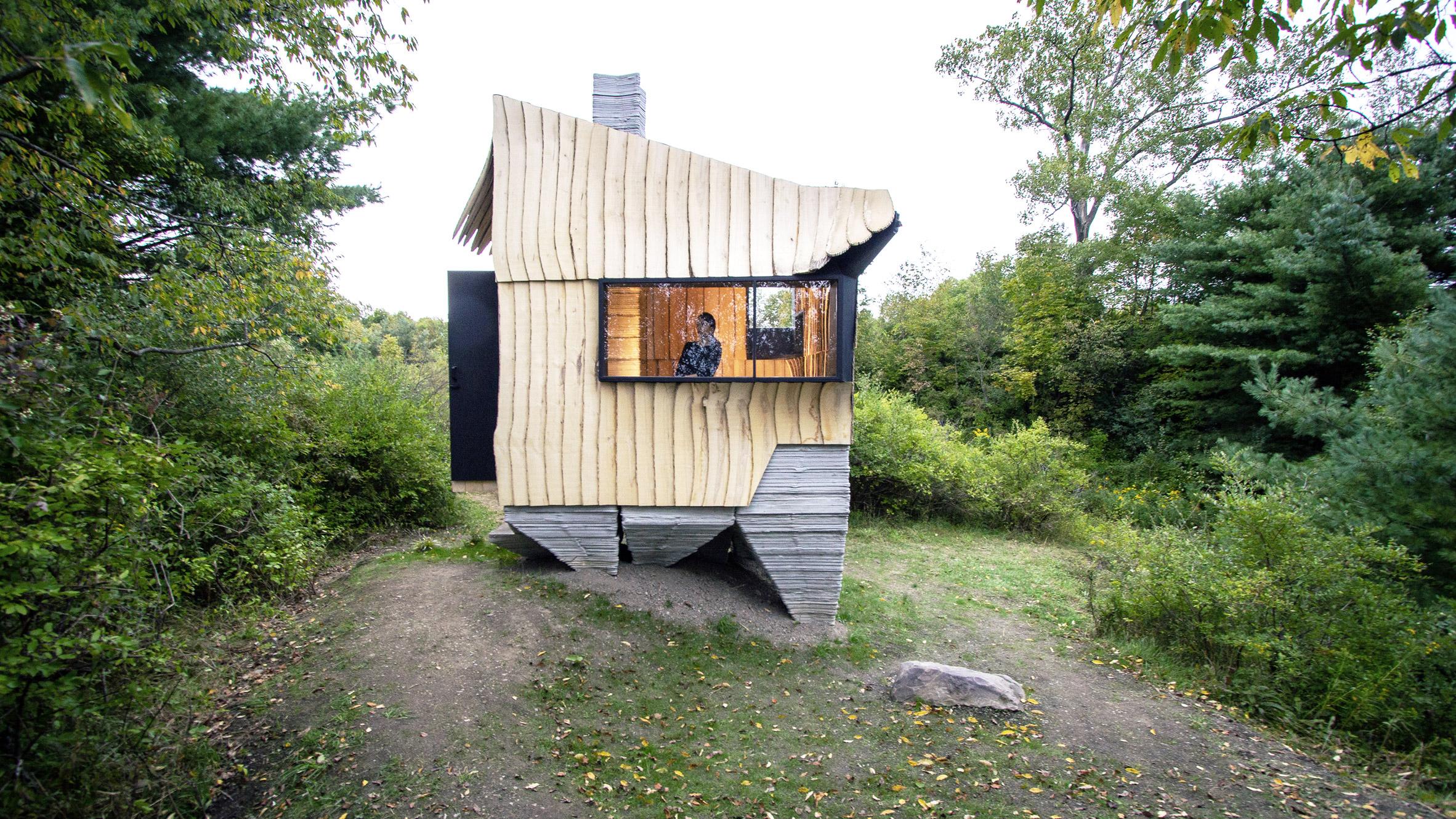 Ashen Cabin by Hannah