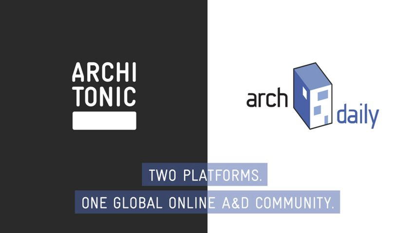 Architecture news website ArchDaily sold to e-commerce platform Architonic