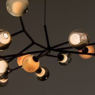 Armature lighting by Bocci