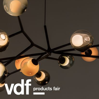 Armature by Bocci at VDF products fair