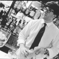 Bar Basso owner Maurizio Stocchetto appears live as part of VDF