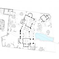 Casa La Vida by Zozaya Arquitetcos Ground Floor Plan