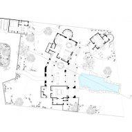 Casa La Vida by Zozaya Arquitetcos Ground Floor Plan