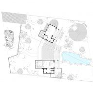 Casa La Vida by Zozaya Arquitetcos First Floor Plan