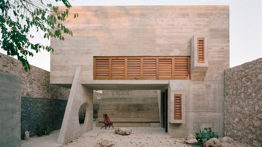 Casa Merida by Ludwig Godefroy