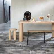 Change Agent flooring collection by Milliken