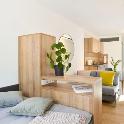 Micro Apartments Dezeen