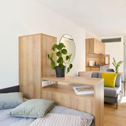 Micro Apartments Dezeen