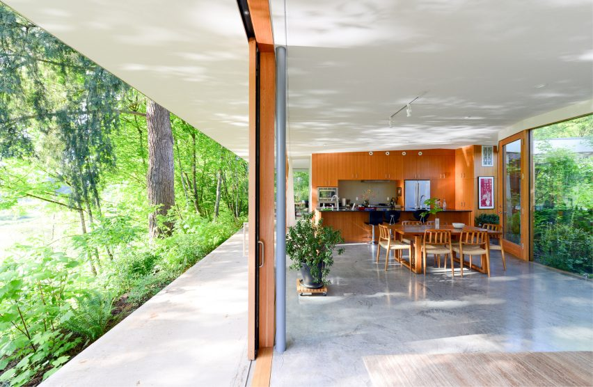 Courtyard House by No Oregon