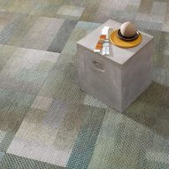 Milliken updates Crafted Series carpet tile collection