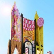 Adam Nathanial Furman's Democratic Monument is a colourful concept for town halls