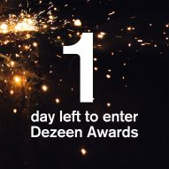 Entries for Dezeen Awards 2020 close tomorrow