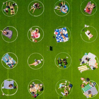 Domino Park Circles