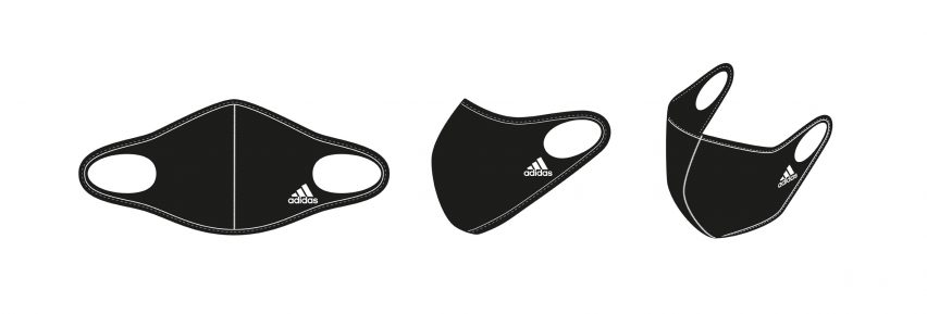 Face Cover face mask by Adidas