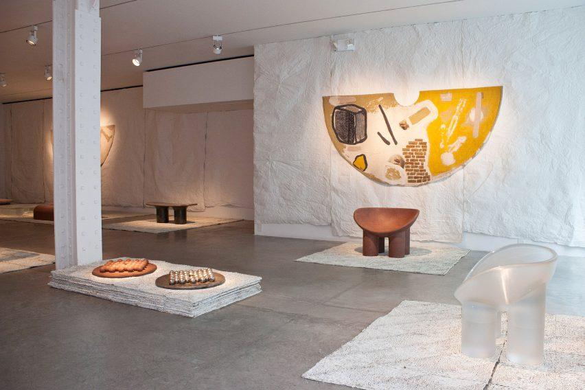 Faye Toogood's Design in Dialogue talk for VDF x Friedman Benda