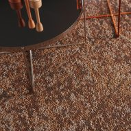Forbo designs Tessera Earthscape carpet tile collection inspired by nature