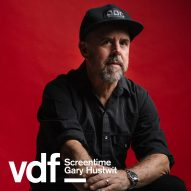 Live interview with filmmaker Gary Hustwit as part of Virtual Design Festival