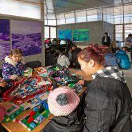 Ger Innovation Centre by Rural Urban Framework