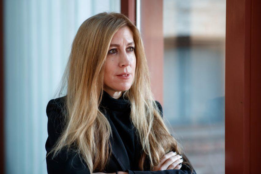 Harriet Harris, dean of thePratt InstituteSchool of Architecturein New York
