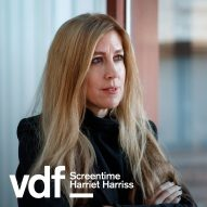 Live interview with architect Harriet Harriss as part of Virtual Design Festival