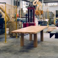 Hem reveals production process behind Max Lamb's Max Table