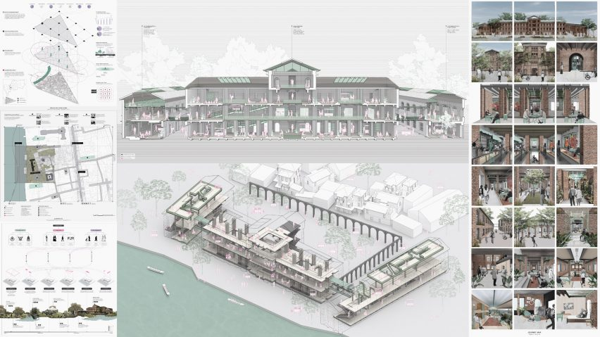 Museum of the Present by Orm Santhila Chanoknamchai, Year 3