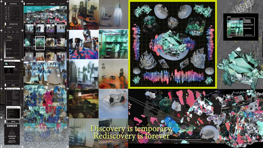 A(i)pophenia/An Age of Rediscovery by Nana Boonorm, Year 4